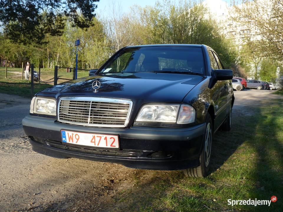 Mercedes C200 Kompressor 192 KM rzadka wersja Warszawa ...