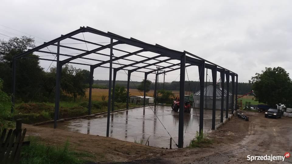 Super Konstrukcja Stalowa 18x30x5 Hala Magazyn Tarczyn - Sprzedajemy.pl UE21