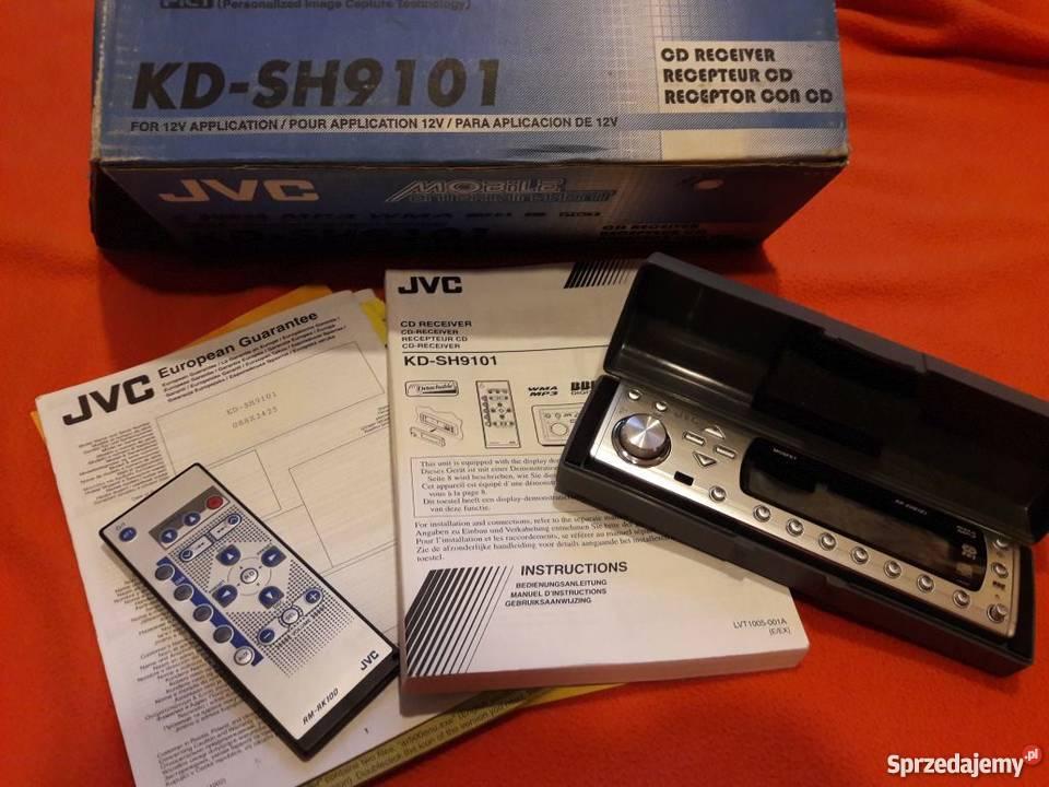 JVC KDSH9101 w super stanie