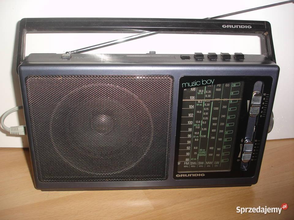 Radio GRUNDIG-165-rezerwacja