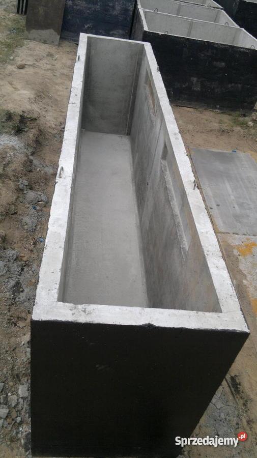 Wszystkie nowe Kanał samochodowy warsztatowy szczelny odlew betonowy NOWOŚĆ UZ08