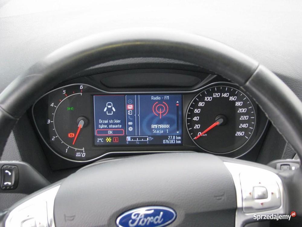 Do Ford S elektryczne lusterka Włocławek