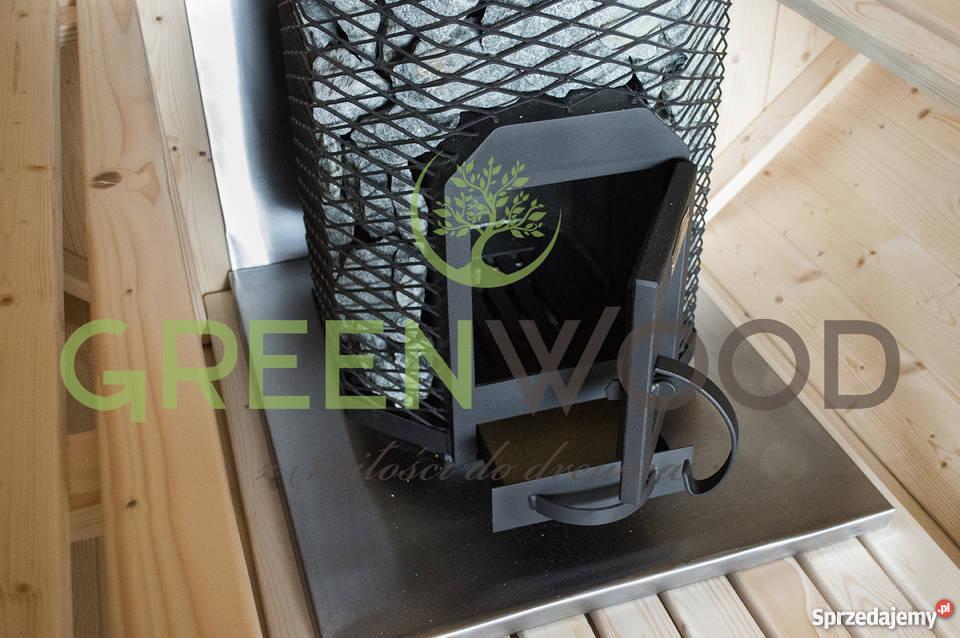 sauna ogrodowa beczka balia sauna fińska SPA małopolskie Lipnica Wielka