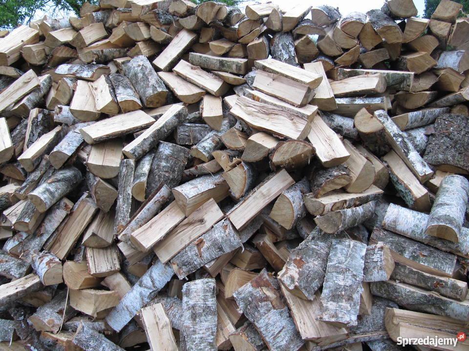 Drewno kominkoweBiałołęka