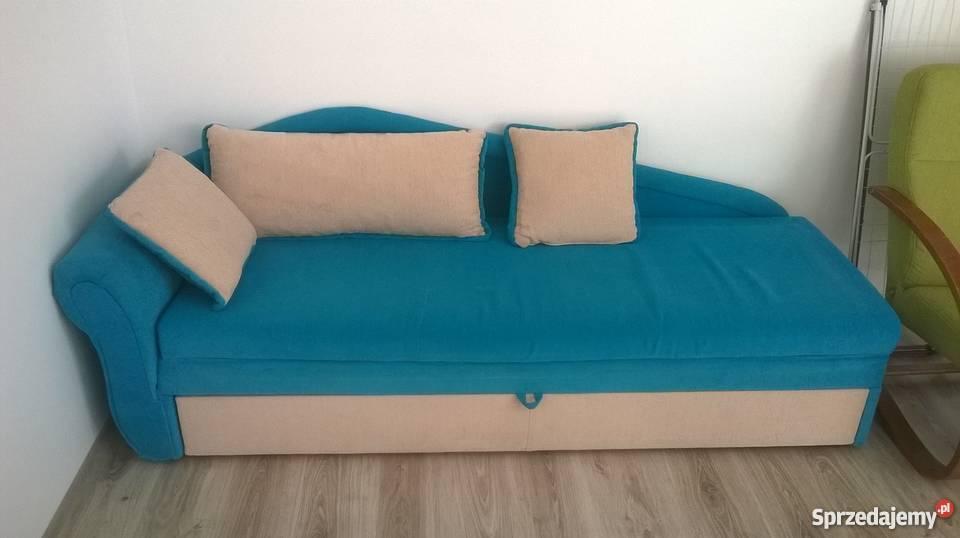 Kanapa Rozkładana łóżko Młodziezowe