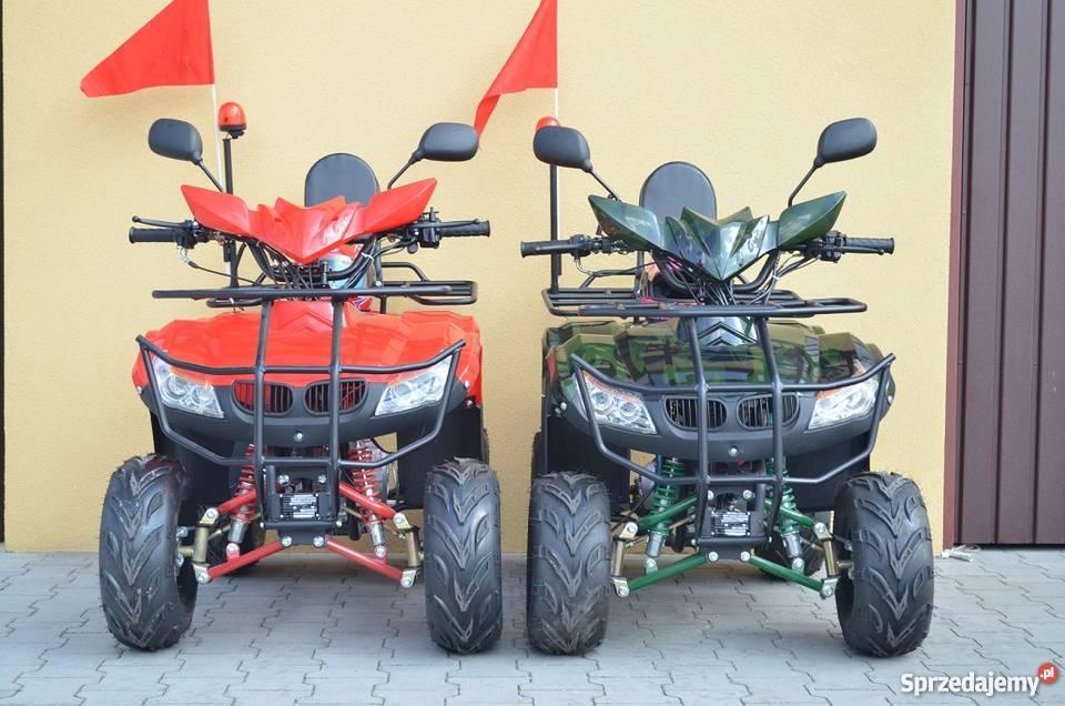 Quad ATV BMW 125CC KIELCE Serwis, Transport, Gwarancja