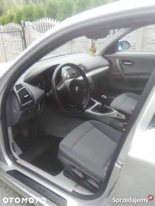 BMW E87 Serii II 20 Diessel ogrzewanie postojowe lubelskie Kowalin