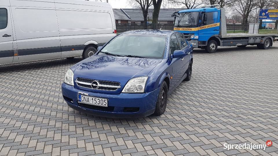 Opel Vectra C 1.8 benzyna + LPG Klimatyzacja