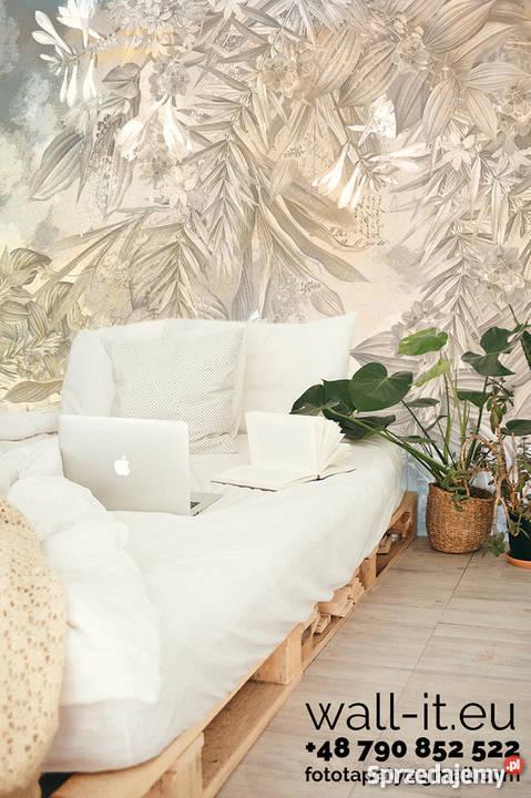 Fototapeta Florystyczna Do Sypialni Tapety W Kwiaty Tapeta