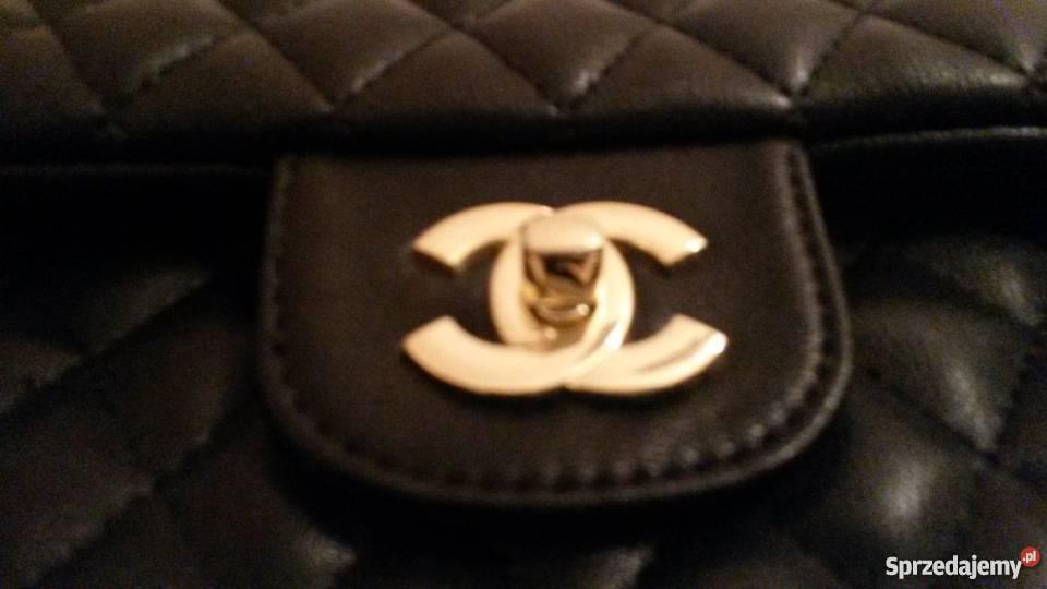 a9418f0282f87 Torebka Chanel jumbo nowa skóra wielkopolskie Leszcze sprzedam