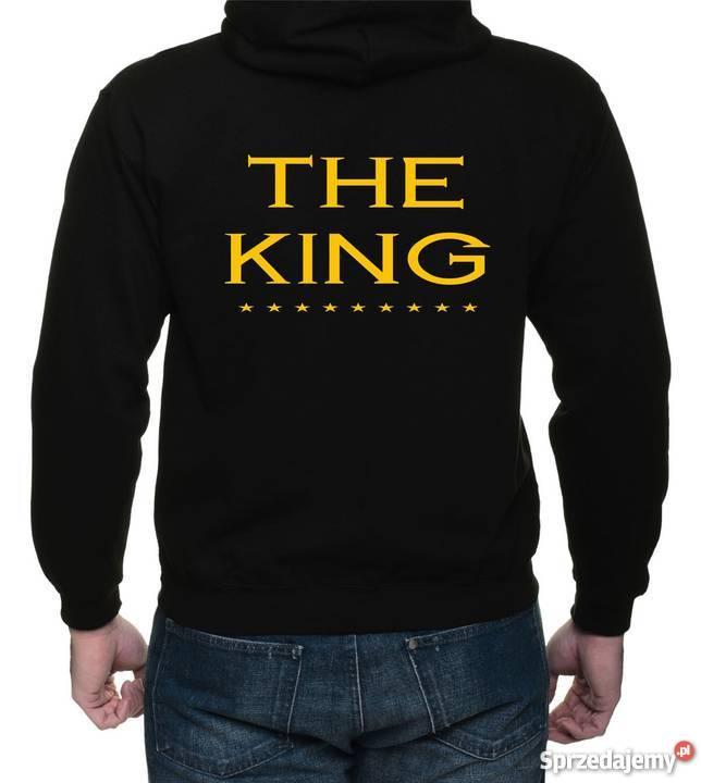 ed1a41be2 Bluzy PAR Prezent na WALENTYNKI King Queen Bluzki i koszule Kielno