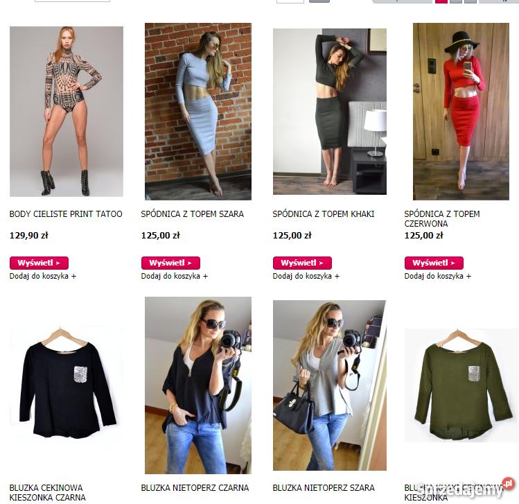 5d3f86158e odzież damska swetry - Sprzedajemy.pl