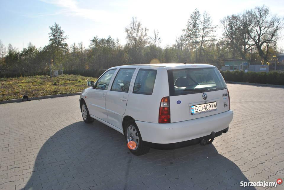 VW Polo 3 Kombi sprzedam welurowa tapicerka