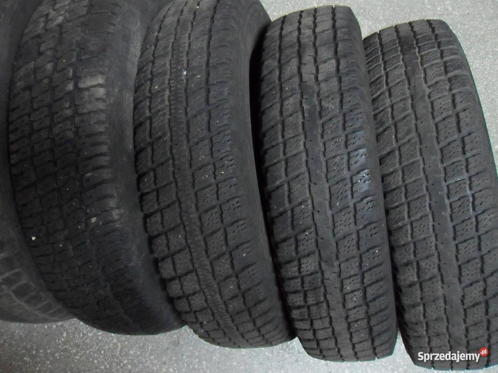 Opony Zimowe 13580 R12 Do Tico Suzuki Maruti Fiata 126p