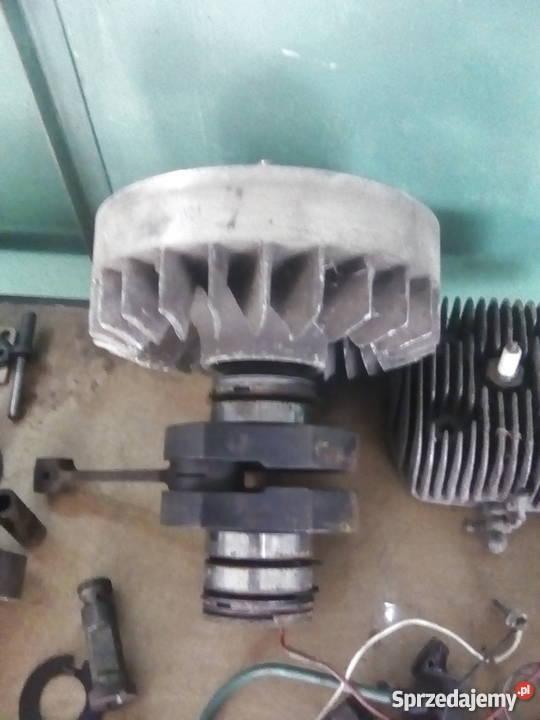 Części silnika ursus c308 dzik