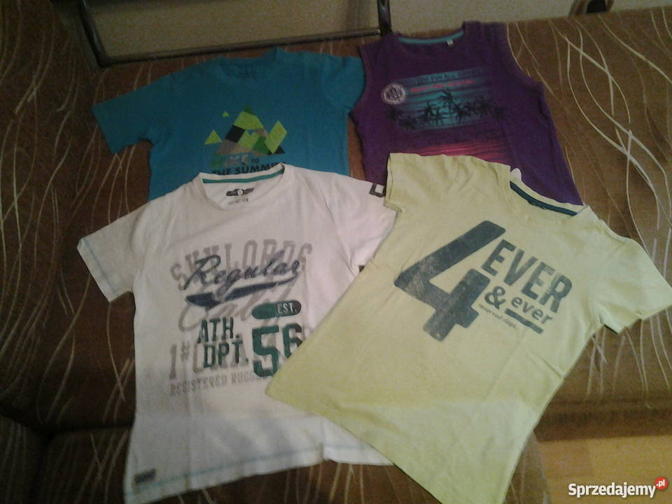5071d9d559 Mega paka dla chłopaka. Ubrania firmowe rozm 128 Bytom - Sprzedajemy.pl