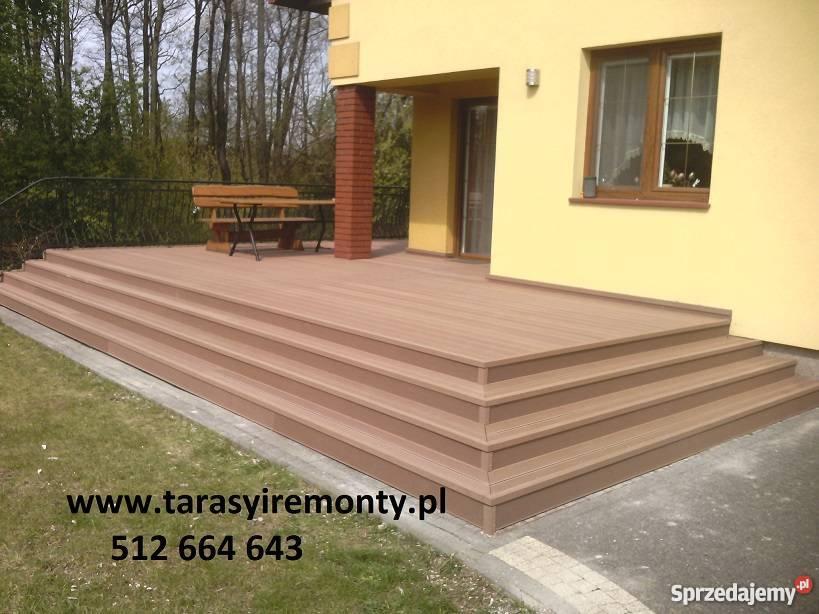 Deski Kompozytowe Wpc Tarasy Schody Balkony Inne