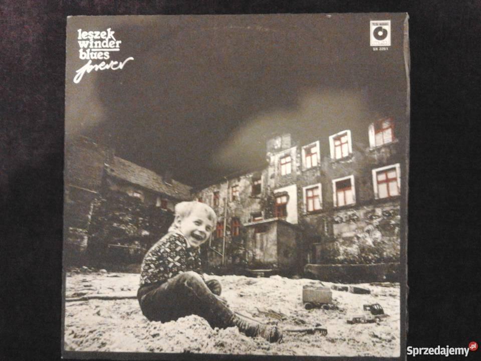 LESZEK WINDER Blues Forever płyta winylowa Płyty i kasety dolnośląskie Wrocław
