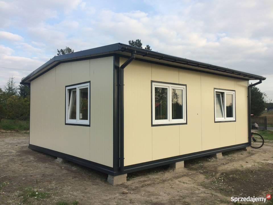 Ogromnie kontenery mieszkalne warszawa - Sprzedajemy.pl SC62