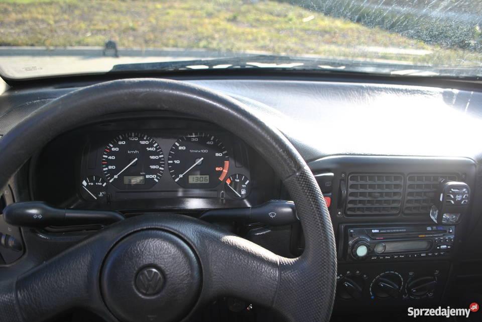 VW Polo 3 Kombi sprzedam radio Polo śląskie