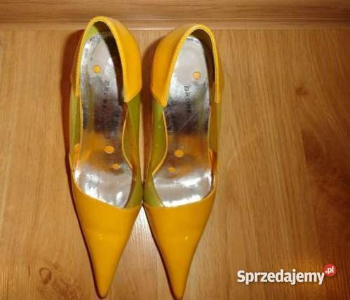 Niepowtarzalne buty szpilki Bronx 38 dolnośląskie Wrocław
