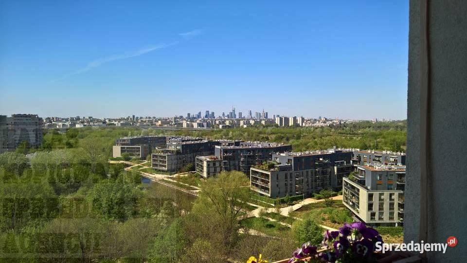 Mieszkanie 3pok. 60m2  - panorama Warszawy - Bezpośrednio