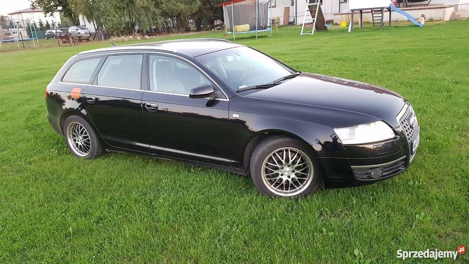 Audi A6 C6 idealny stan 100 bezwypadkowy Warszawa
