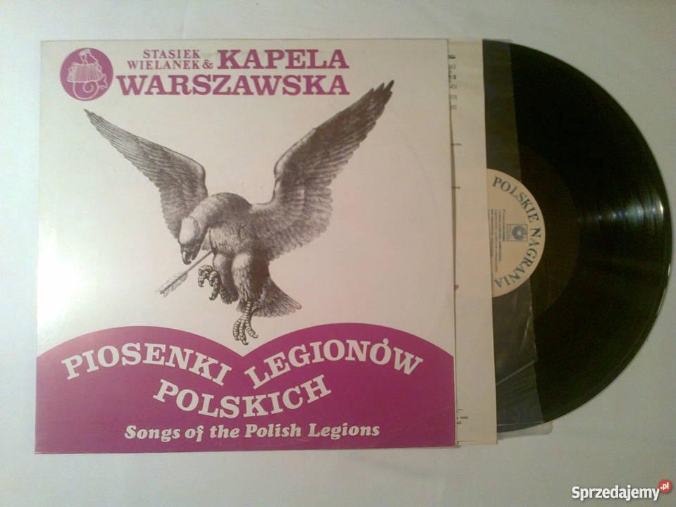 Stasiek Wielanek Kapela Warszawska Katowice