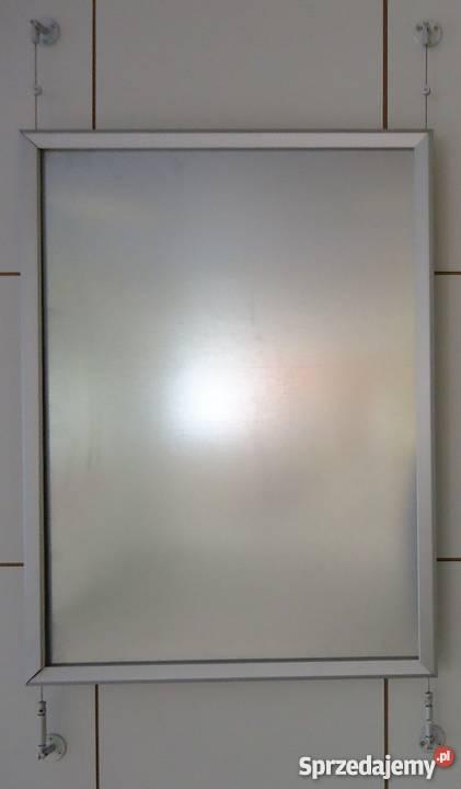 Aluminiowe ramy zatrzaskowe na plakaty wiszące Częstochowa