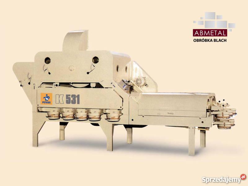 Nietypowy Okaz Remonty maszyn do czyszczenia nasion i części zamienne Nekla PJ45