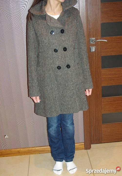 płaszcz moncler fioletowe