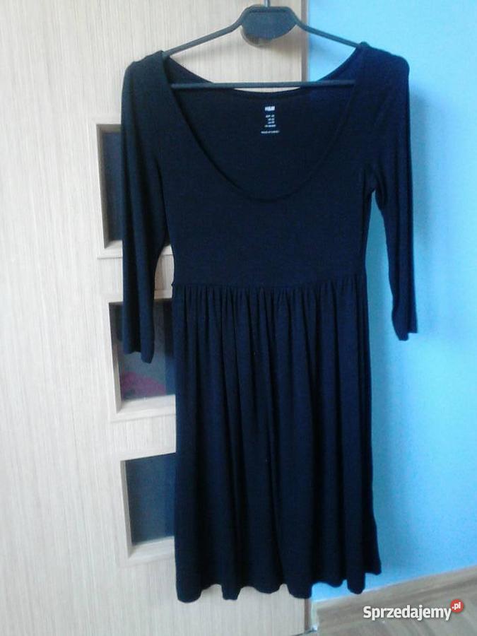 0c72fb0bec sukienka z HM Tuchola