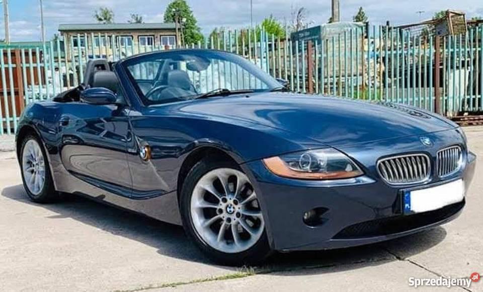 BMW Z4 PIĘKNA !!!!sprzedam - zamienię