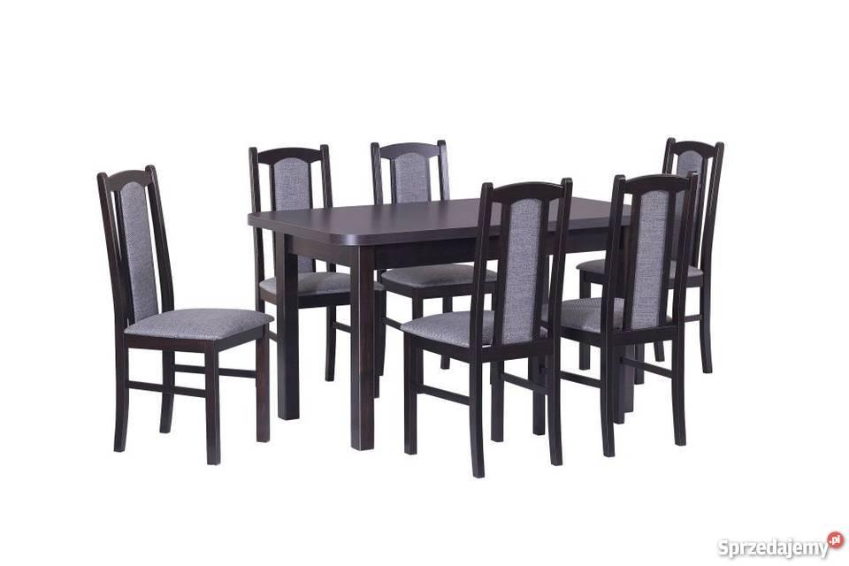 Stół 80140180 6 Krzeseł Tanio śląskie Rudziniec