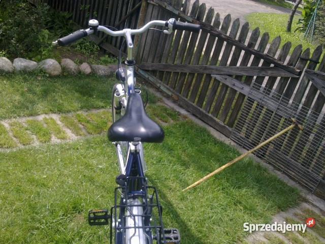 Markowe Rowery z Niemiec TREKKINGOWY PEGASUS 28 Toruń