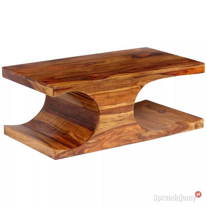 Stolik, ława Authentic 100cm palisander sheesham meble