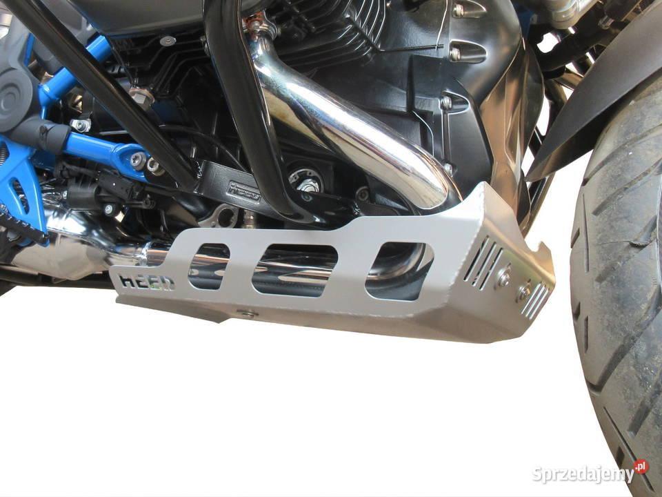 Osłona silnika do BMW R 1200 GS (2013-2018) stalowa srebrna