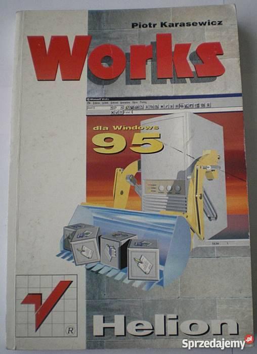 Works dla Windows 95 -  Piotr Karasewicz