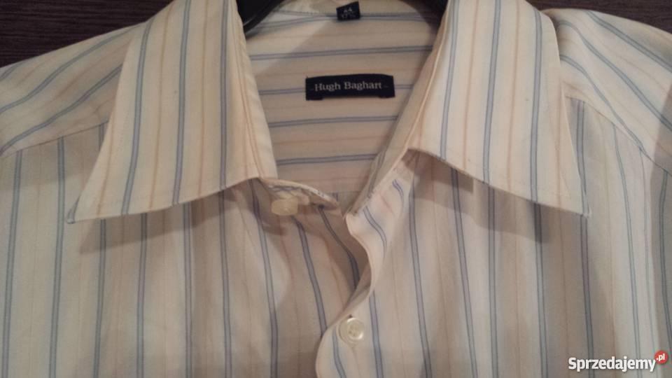 GRATIS Koszule firmowe, ładne Hugh Baghart. Warszawa  lAzP6
