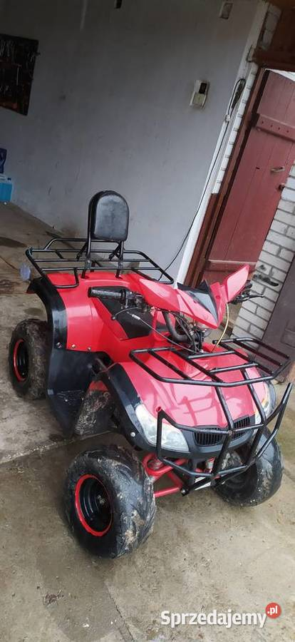 ATV - Quad 125 automat