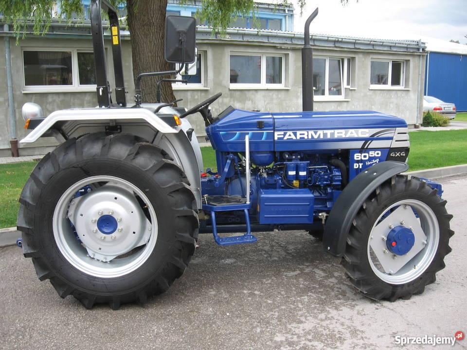 Ciągnik Traktor Farmtrac Heritage 6050 50 KM Kredyt Fabryczn