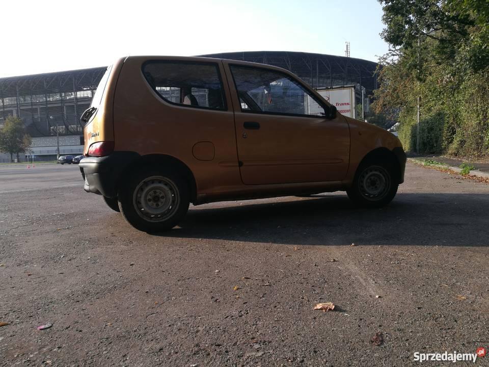 Fiat Seicento 11 Okazja Seicento Zabrze sprzedam