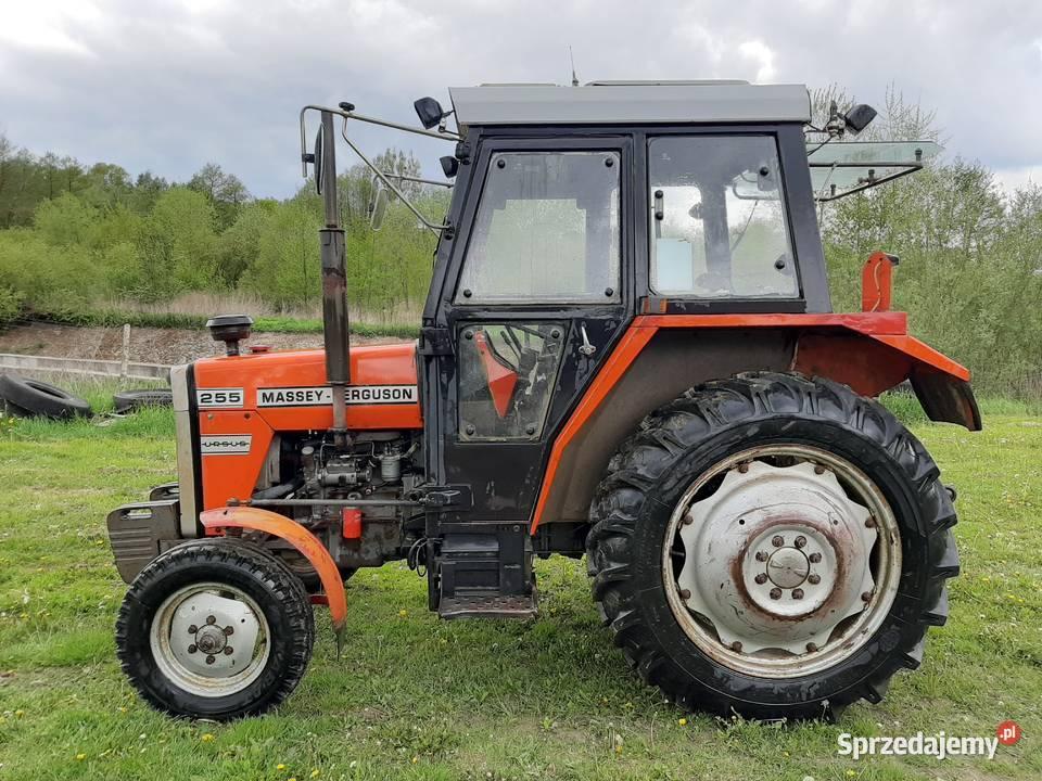 Massey Ferguson 255 Ursus 3512