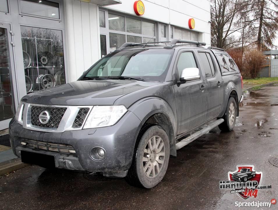 Zabudowa Hardtop Nissan Navara D40 2 Alpha Gse Paslek Sprzedajemy Pl