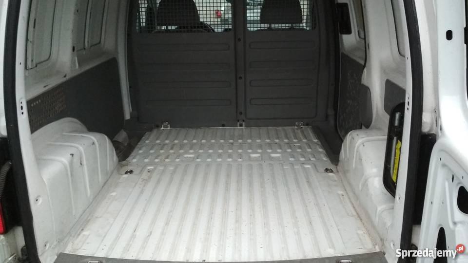 VW Caddy 19 TDI Olsztyn