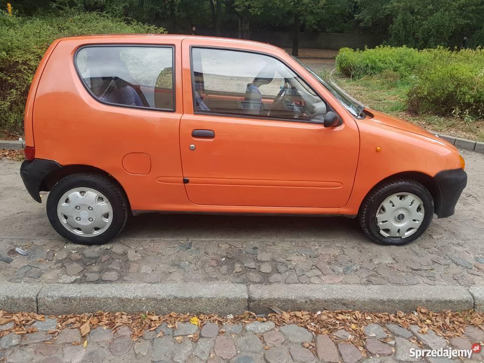 Fiat seicento zamiannaaa możliwa zamiana sprzedam