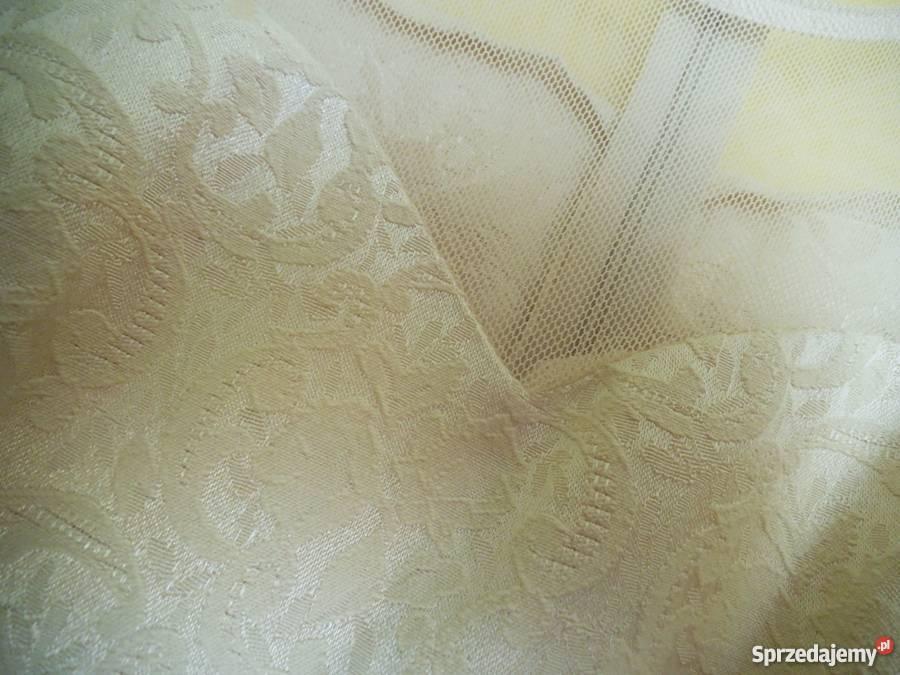1092045b78 kremowa sukienka s wesele ecru koronka Spódnice i sukienki sprzedam