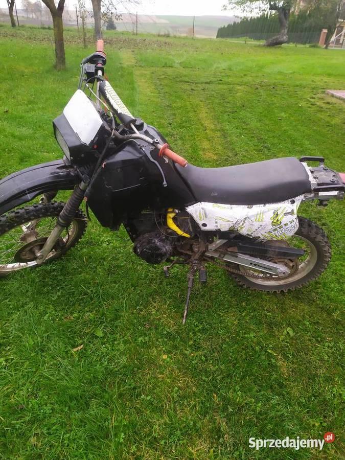 Kawasaki klr 650  sprzedam lub zamienię