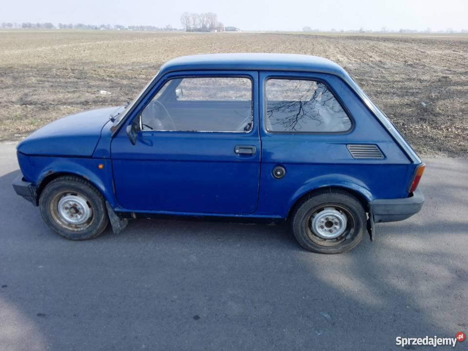 Fiat 126p Pruszcz