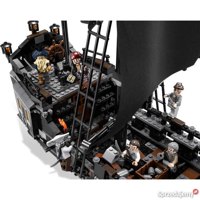 Lepin Statek Piracki Czarna Perła 4184 Głuchołazy